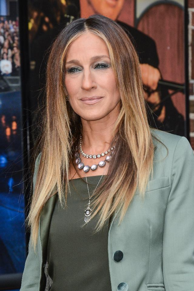 Sarah Jessica Parker Has a Hair-Raising Experience at the