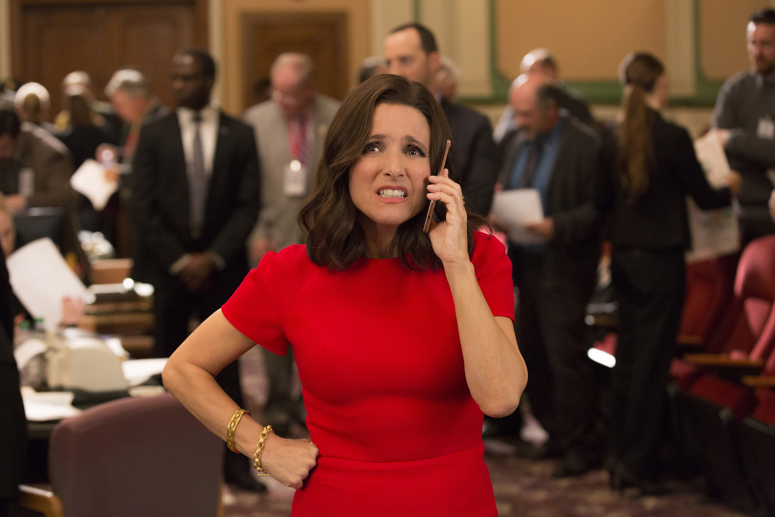 Tag: Veep tv series | Useless Daily: The amazing facts, news