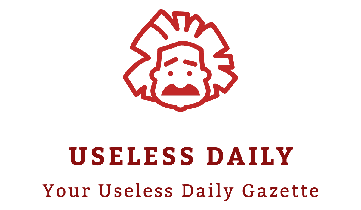 Useless Daily: Facts, Trivia, News, Oddities, Jokes and more!